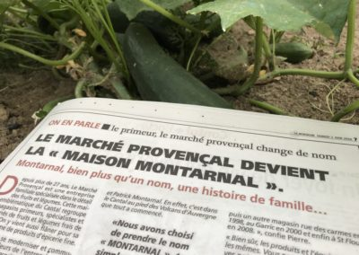 LA MAISON MONTARNAL