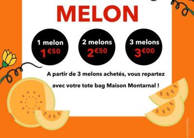 La Fête du Melon